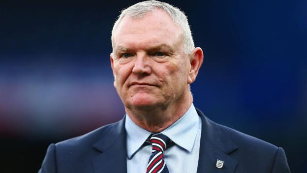 Greg Clarke: FA chairman says gay footballers \'reticent to engage with me\'